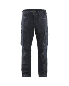 1439-1141 Servicebyxa Denimstretch